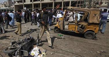 পাকিস্তানে বোমা হামলা: নিহত ৩ শিশু