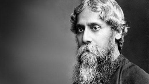 পাল্টা রবীন্দ্রনাথ