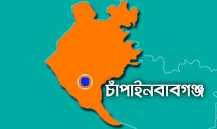 চাঁপাইনবাবগঞ্জে চলন্ত ট্রাকে ককটেল হামলা: আহত ২
