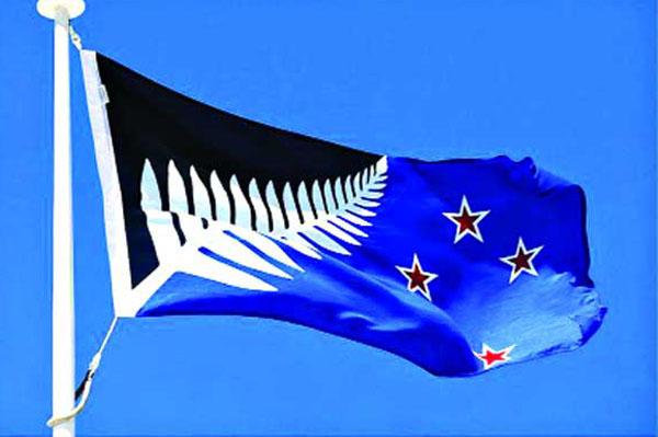 'নতুন পতাকা' পাওয়ার পথে নিউজিল্যান্ড