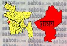 চুয়াডাঙ্গায় সর্বোচ্চ তাপমাত্রা ৪০.৩ ডিগ্রি