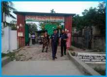 তালা মহিলা কলেজে শিক্ষার্থীদের ইটপাটকেল নিক্ষেপ