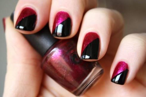 Nail Polish Color Design To Bend Light
