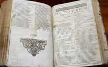 Shakespeare folio discovered in France