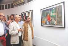 Shiro Sadoshima's rich tribute to Bangladeshi art