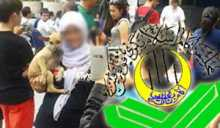 Malaysian Muslims girl's selfie with dog: demand she be punished