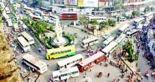 Hartal ignored, Chittagong peaceful