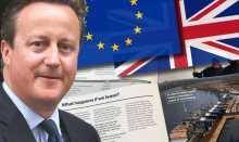 Pro-EU leaflets spark 'return to sender' revolt in Britain