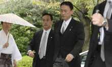 Second Japan Cabinet minister visits Tokyo war shrine
