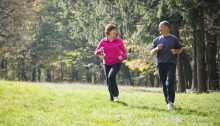 Top five exercises for healthy ageing!