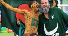 Fans go wild after Tigers win against Pakistan