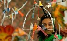 People ready to celebrate 'Pahela Baishakh' in Rangpur